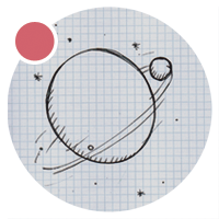 icona home disegno satellite